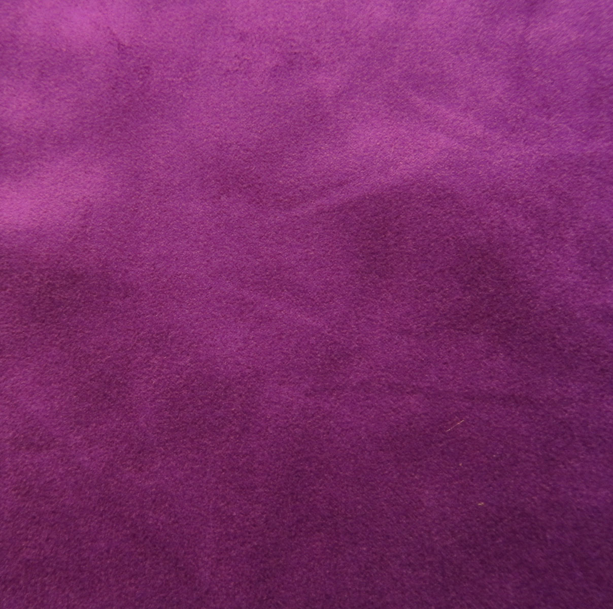 Purple faux suede fabric microsuede suedette vegan for Suede fabric