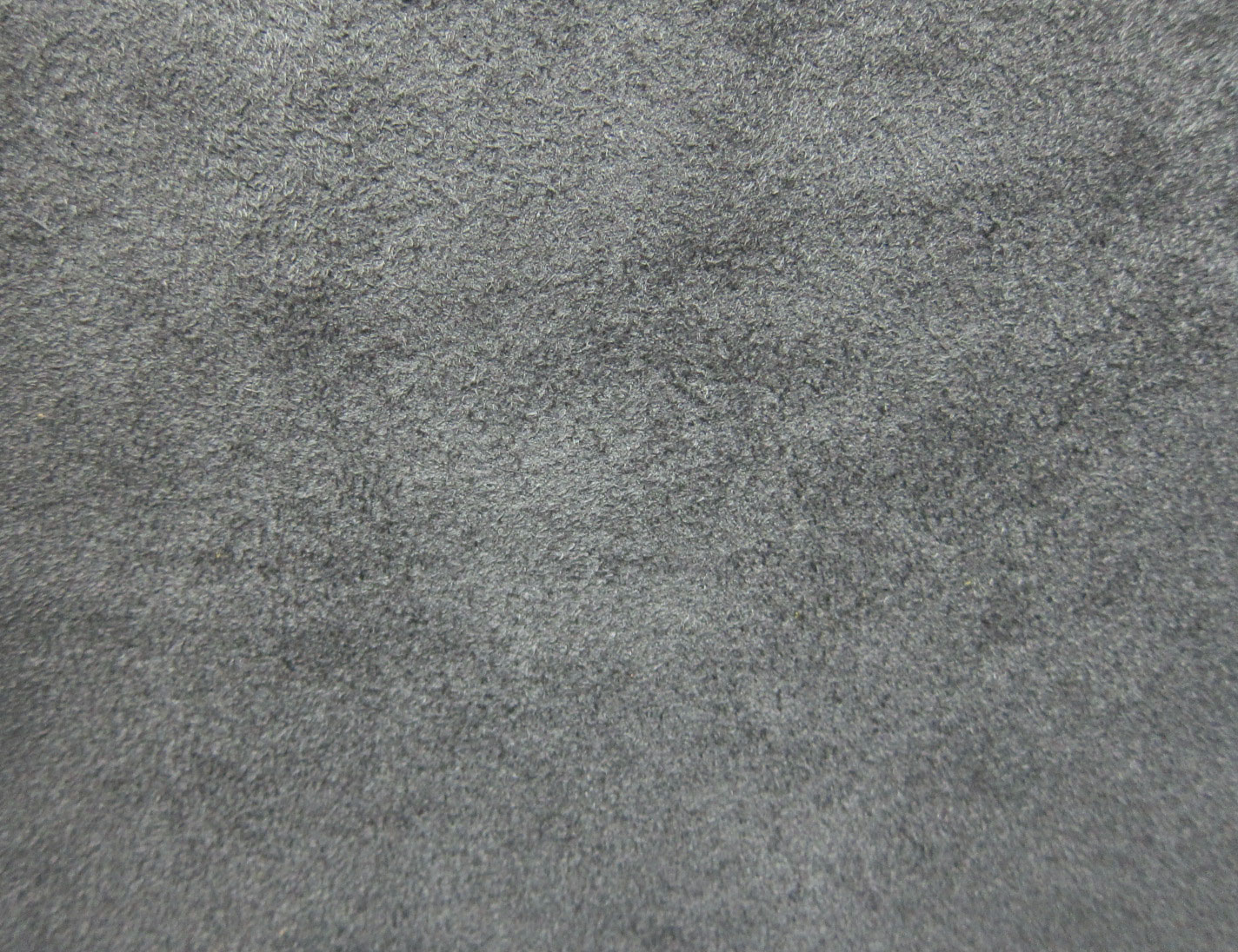 Gray faux suede fabric microsuede suedette vegan for Suede fabric